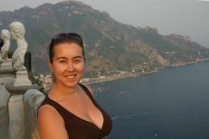 Amalfi Coast when pregnant