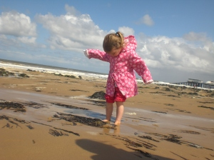 Ellie at Cromer