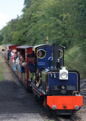 Wells and Walsingham railway
