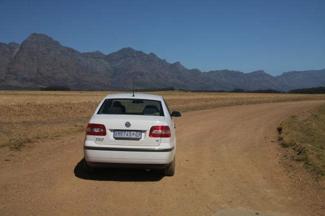Drive to Bartolomeus Klip