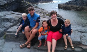 The Martins in Cornwall