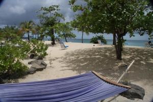 Seagrape suite view, Spice Island