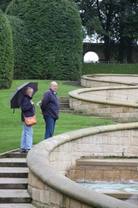 Fountains, Alnwick Garden