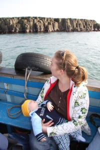 Boat trip to Farne Islands