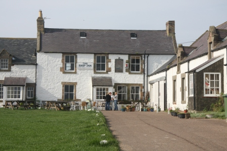 The Jolly Fisherman, Craster