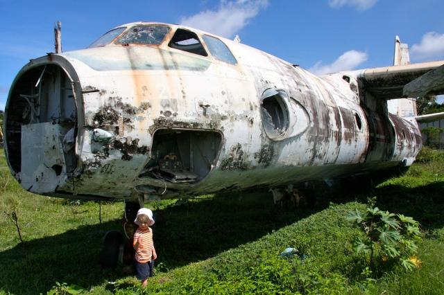 Old airport, Grenada