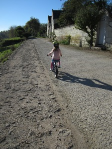 Chouze bike ride