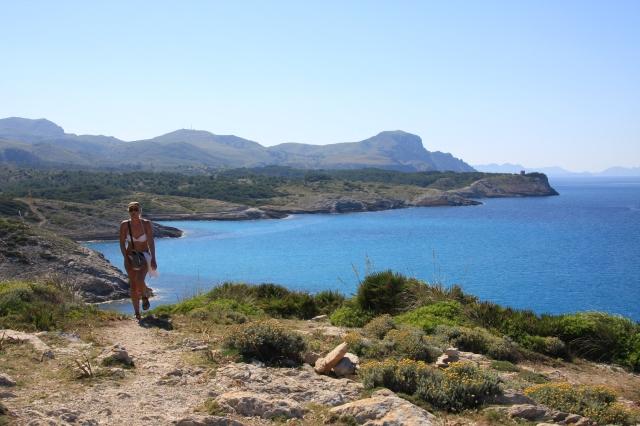 Coastline, North-east Mallorca