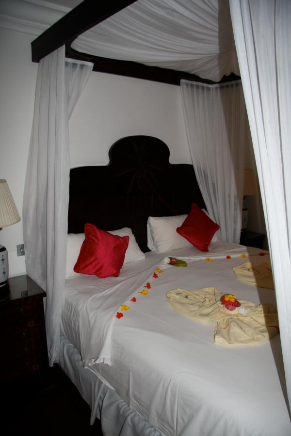 Bedroom, Cotton Bay Village