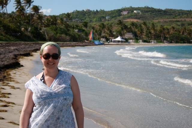 Pregnant in St Lucia