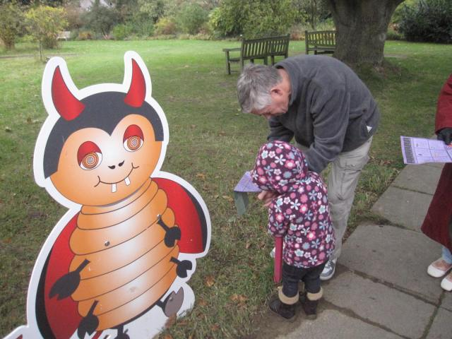 Treasure Hunt at Harlow Carr