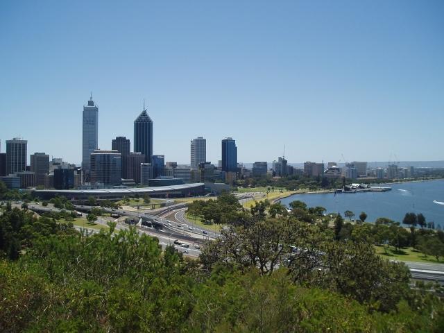Sunny Perth