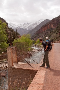 A trip into the Atlas Mountains