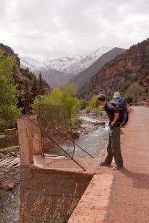 A trip into the Atlas Mountains