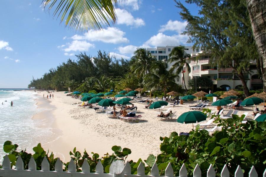 Maxwell Beach, Bougainvillea Beach Resort, Barbados