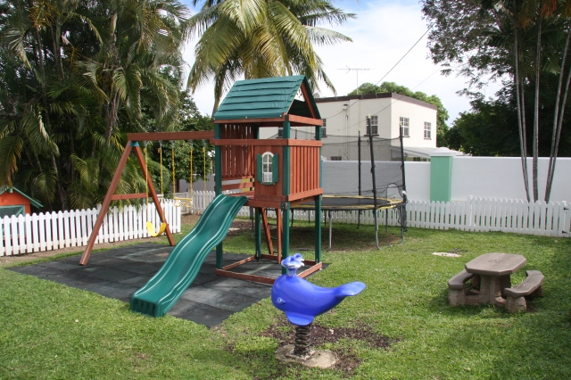 Playground, Bougainvillea Beach Resort, Barbados
