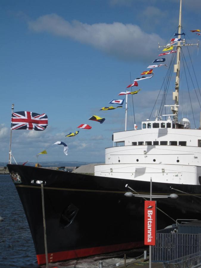Britannia at Ocean Terminal