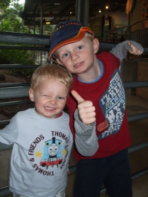 Thumbs up to Disneyland