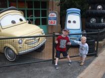 Cars, Disneyland Paris