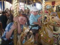 Carousel, Disneyland Paris