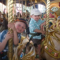 Carousel, Disneyland Paris