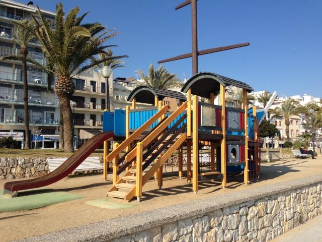 Sitges playground