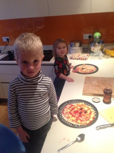 Pizza night