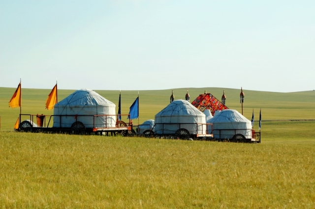UK Yurts holidays
