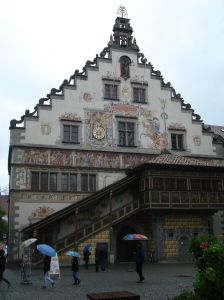 Lindau town hall