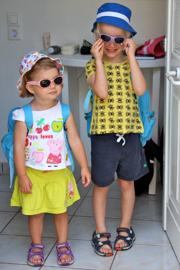 Off to Periyali kids' club