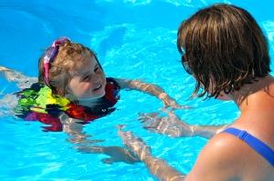 Learning to swim, Periyali