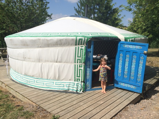 Yurt, Meon Springs