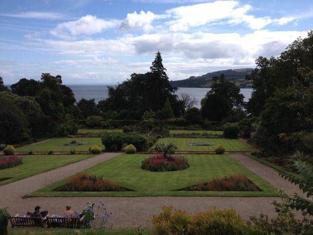 Brodick Castle Garden