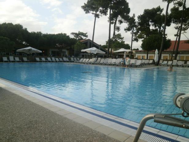 La Palmyre Club Med pool