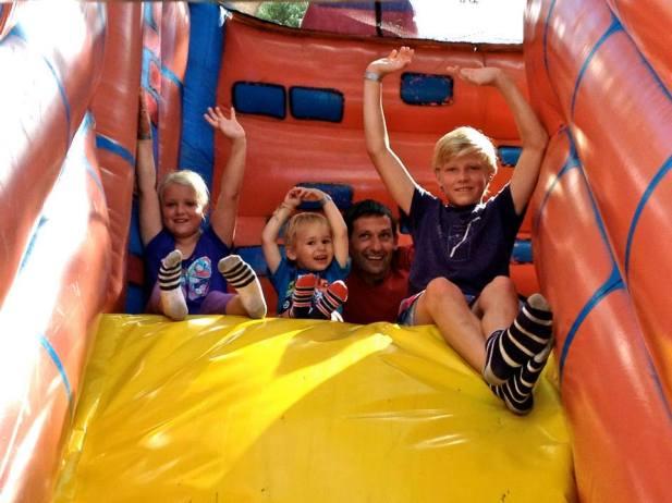 Inflatables La Palmyre