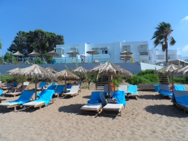 Beach, Hotel Ammos