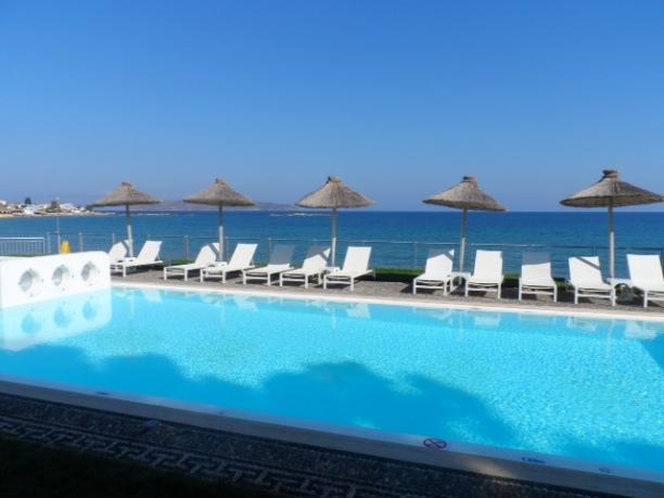 Pool, Hotel Ammos