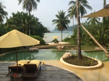 Our private pool, Soneva Kiri