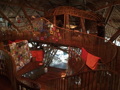 The treehouse kids club, Soneva Kiri
