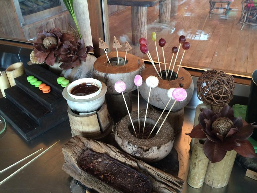 Chocolate room! Soneva Kiri