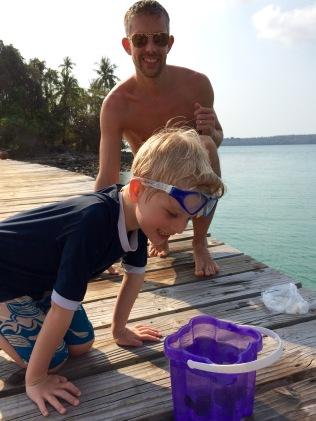 Fishing, Soneva Kiri