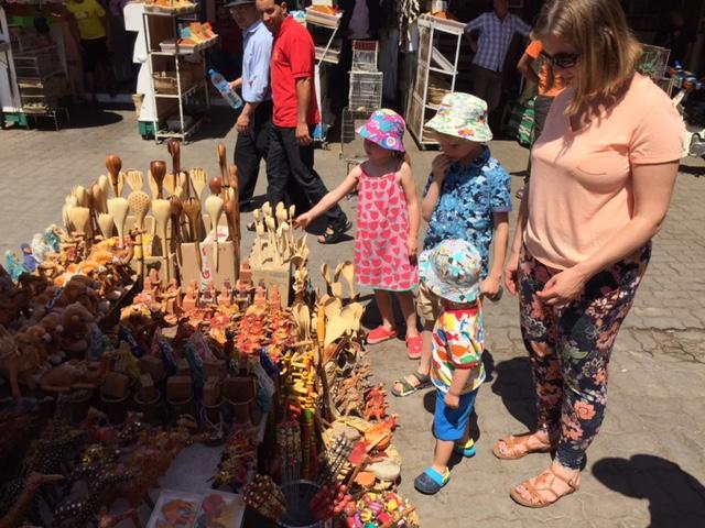 Spice market Marrakech