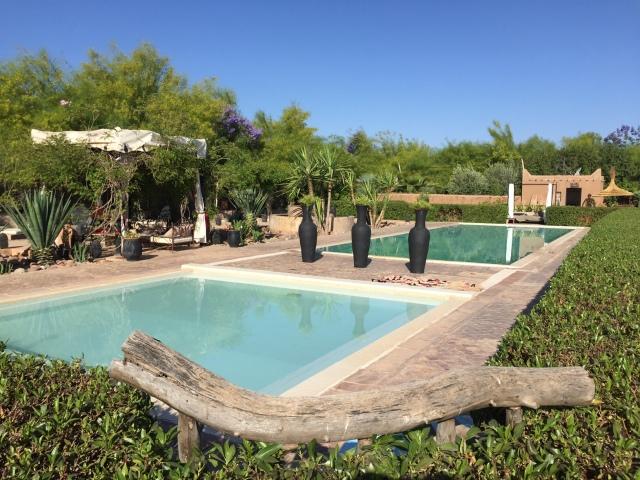 Pools, Fawakay Villas