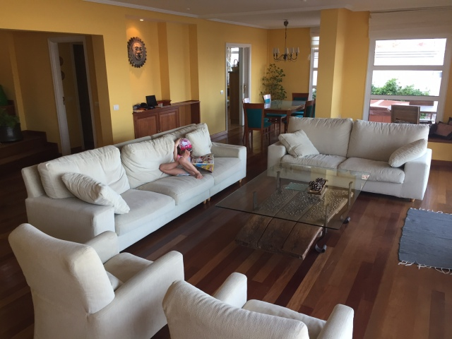 Our villa, Tenerife